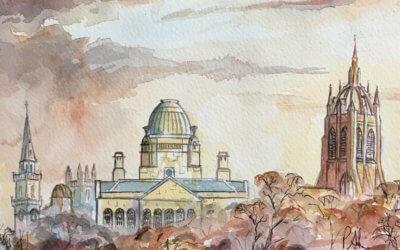 Paisley Skyline