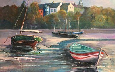 Alnmouth Boats