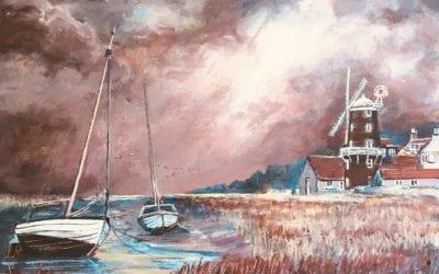 Cley Windmill – Norfolk