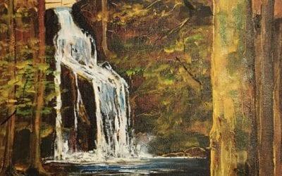 Finlaystone Waterfall